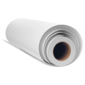 "Stonehenge® 50"" x 140yd Roll White Versatile Artist Paper: White/Ivory, Roll, Cotton, 50"" x 140 yd, 250 gsm, (model F05-403478), price per roll"