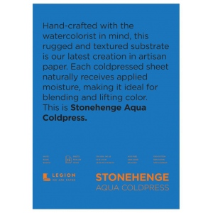 Stonehenge® Aqua Cold Press Watercolor Blocks