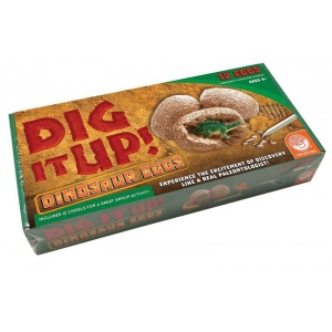 Mindware® Dig It Up! Dinosaur Eggs: Science, (model MW68489), price per each