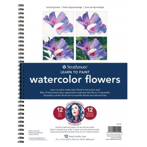 Strathmore® 200 Series Learning Series Learn to Paint Pad: Watercolor
