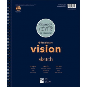 Strathmore® Vision™ Sketch Pad