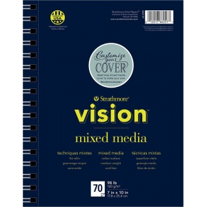 Strathmore® Vision™ Mixed Media Pad