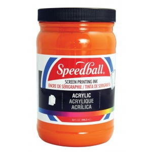 Speedball® Acrylic Screen Printing Ink 32oz Jar