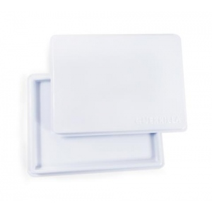 Guerilla Painter Guerrilla Backpacker™ Covered Palette Tray: 9 x 12