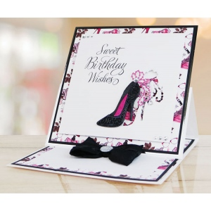 Tattered Lace Dies - Fancy High Heel