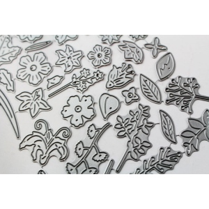 Tattered Lace Dies ­ Flower Shop Collection