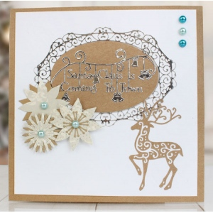Essentials by Tattered Lace - Holly Craft a Card Collection