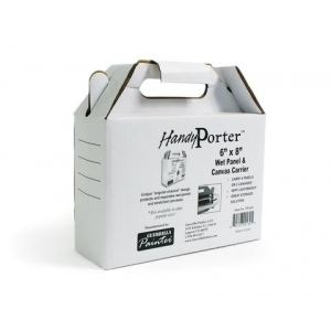 Guerilla Painter Handy Porter™ for carrying and storing paintings
