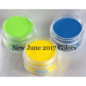 Cosmic Shimmer Embossing Powder: Bright Sunshine