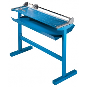 "Dahle 556S Professional Long Format Rolling Trimmer w/stand - 37 3/4"" cutting length"