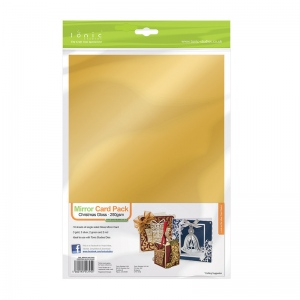 Tonic Studios Mirror Card Paper Pack - Gloss - 795E