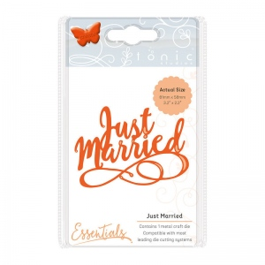 Tonic Studios Miniature Moments - Just Married - 1415E