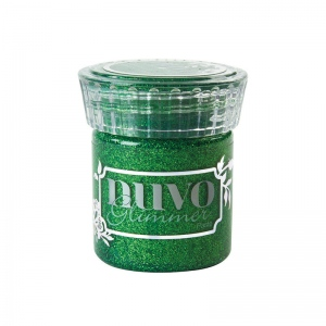 Tonic Studios Nuvo Glimmer Paste - Emerald Green - 955N
