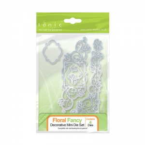 Tonic Studios Decorative Mini - Floral Fancy - 1163E