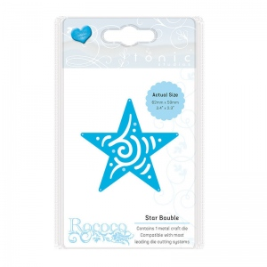 Tonic Studios Build a Wreath - Star Bauble - 1397E