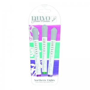 Nuvo GLITTER MARKERS - NORTHERN LIGHTS - 171N