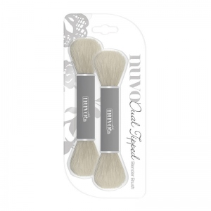 Nuvo - Dual Ended Blender Brush - 979N