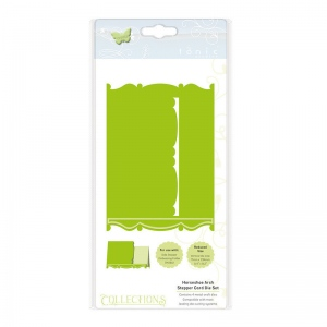 Tonic Studios Collections - Side Stepper Embossing Folder Set - 1428E