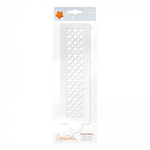 Tonic Studios Essential Stencil - Fancy Fretwork - 1479E