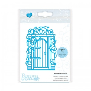 Tonic Studios Home Rococo - New Home Door - 1296E