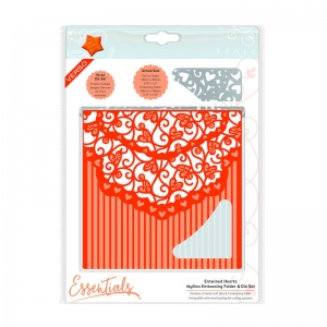 Tonic Studios Essentials - Idyllics - Entwined Hearts - 1599E