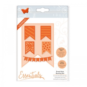 Tonic Studios Essentials - Beautiful Bunting Grand Gala - 1796E