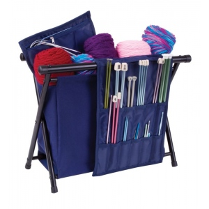 Needle Arts Caddy - Navy