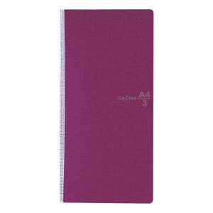 Notebook Slim - Purple