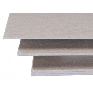 "Alvin® 30"" x 40"" Architectural Chipboard .130"": Sheet, 12 Sheets, 30"" x 40"", Smooth, Architectural Chipboard, (model ANB130-12), price per 12 Sheets box"