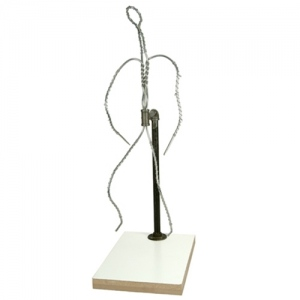 Sculpture House Figure Armature 36""