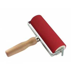 Heritage Arts™ Professional Hard Rubber Brayer