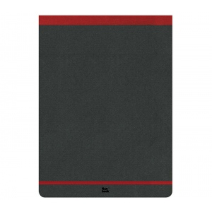 "Prat Paris Flexbook Notepads Size: 8¼"" x 11"" - Red"