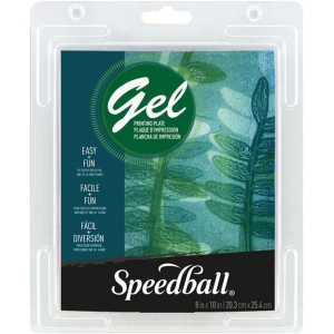 Speedball® Gel Printing Plates