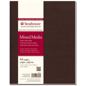 Strathmore® 500 Series Soft Cover Mixed Media Journal