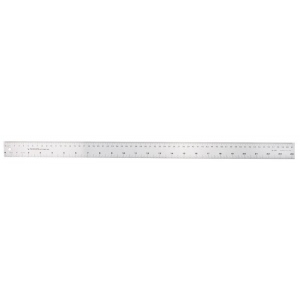 Fairgate® English/Metric Aluminum Ruler
