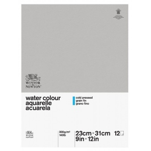 Winsor & Newton™ Watercolor 140lb. Paper Side Glued Pads