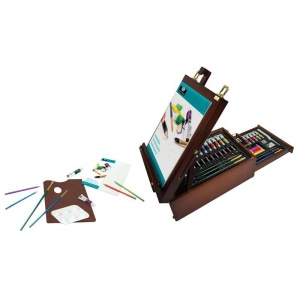 Royal & Langnickel All Media Easel Art Set - 108 pc