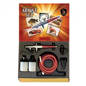 Paasche Airbrush Paasche Model 2000VL Double Action Airbrush Hobby Kit