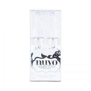 Nuvo Nuvo - Light Mist Spray Bottle 2 Pack - 849N