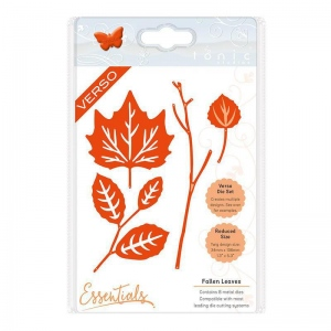 Tonic Studios Tonic Studios Autumn Die Collection - Fallen Leaves - 1433E