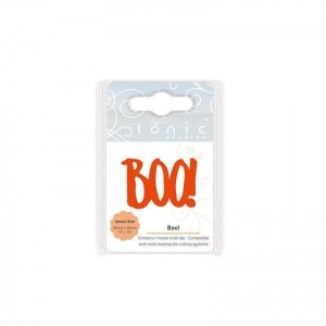 Tonic Studios Essentials - Mini Moments Sentiments - Boo! - 1864E