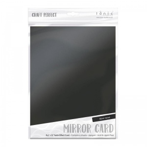 "Craft Perfect Mirror Card - 8.5"" X 11"""