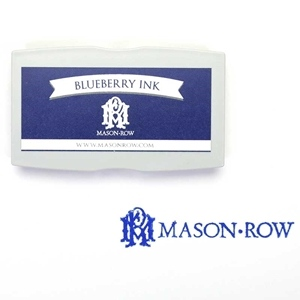 Mason Row Ink Cartridge: Blueberry, Rectangular