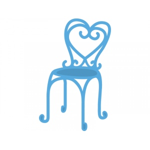 Marianne Design : Creatables Dies - French Bistro Chair