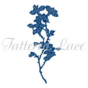 Tattered Lace  Die -  Apple Blossom