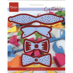 Marianne Design -Creatables Dies - Mix & Match Bows