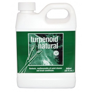 Weber® Turpenoid Natural® 32oz: 32 oz, Solvents