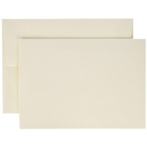 "Canson® Montval® Artist Series 5"" x 7"" Watercolor Cold Press Blank Cards"