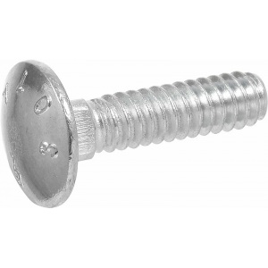 Hard-to-Find Fastener 014973259648 Midwest Lag Bolt Zinc Plated 1//4 in X 3-1//2 in