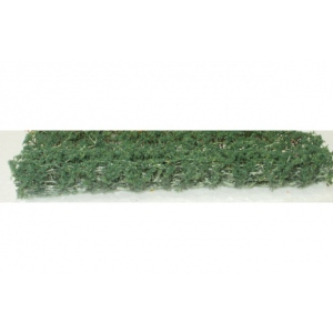 "Wee Scapes™ Architectural Model Green Hedges: Green, 4-Pack, 3/8""d x 5""w x 5/8""h, Hedges, (model WS00333), price per 4-Pack"